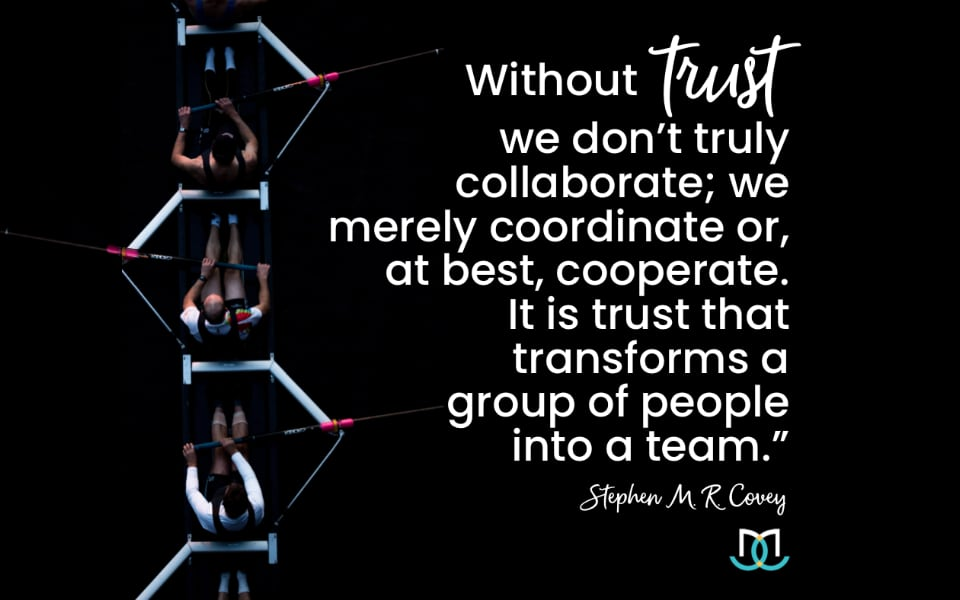 Trust transforms